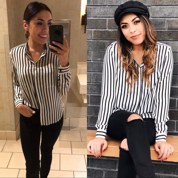 Tops - Gorgeous striped top